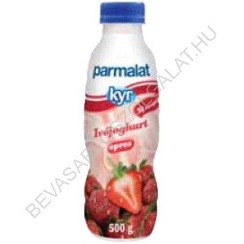 Parmalat Ivójoghurt Epres 500 g