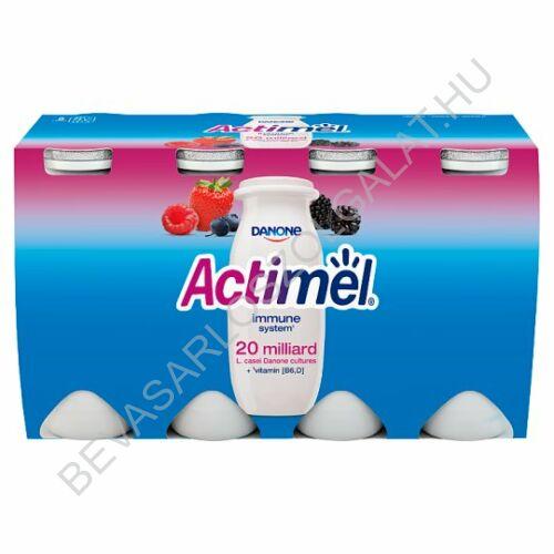 Danone Actimel Joghurtital Erdei Gyümölcs 8x100 g=800 g (#3)