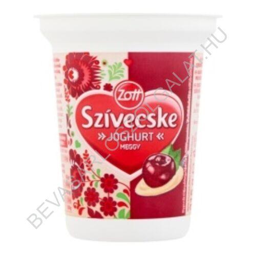 Zott Szívecske Joghurt Meggy 315 g (#12)