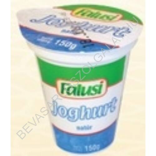 Falusi Joghurt Natúr 150 g (#20)