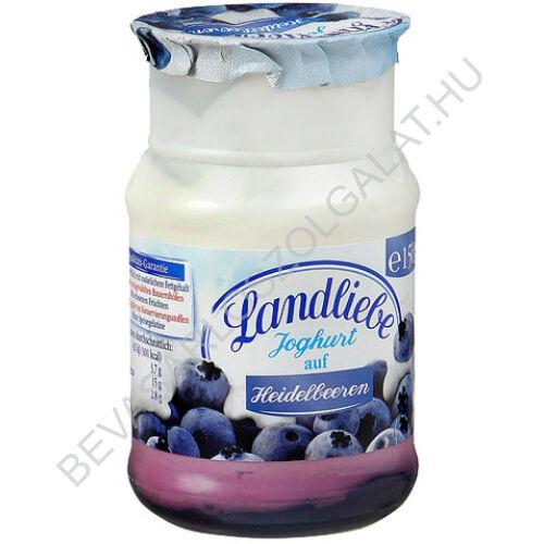 Landliebe Réteges Joghurt Áfonyás 150 g