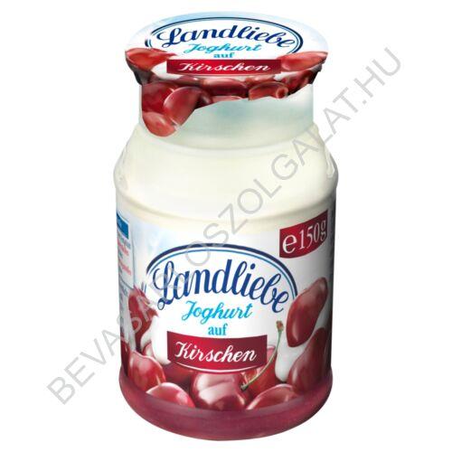 Landliebe Réteges Joghurt Cseresznyés 150 g