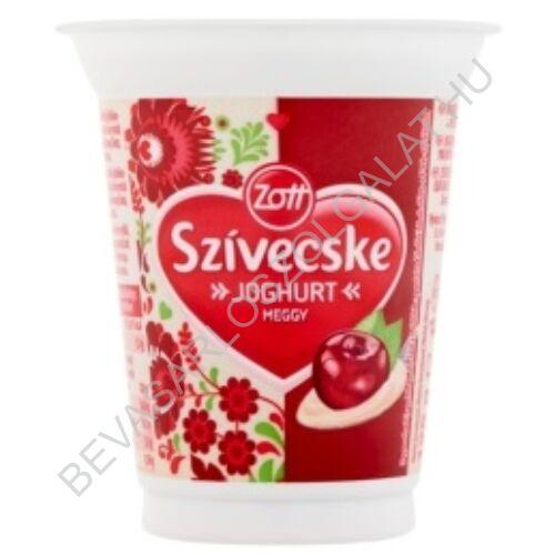 Zott Szívecske Joghurt Meggy 125 g (#20)