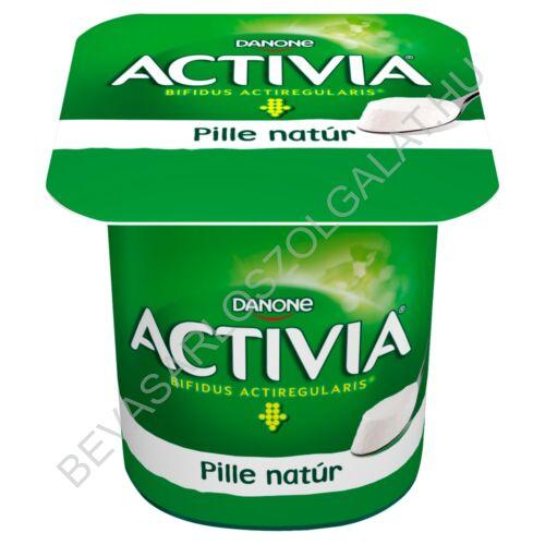 Danone Activia Pille élőflórás natúr joghurt 125 g (#24)