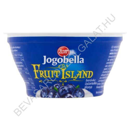 Zott Jogobella Fruit Island Joghurt Áfonya 150 g (#12)