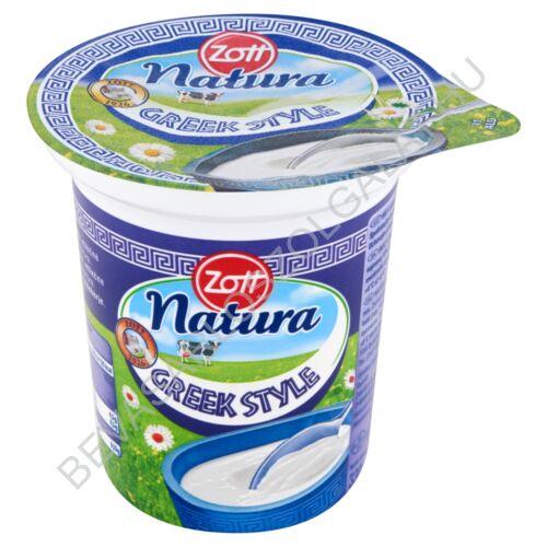 Zott Natura Primo Greek Style Natúr Joghurt 10% 330 g (#12)