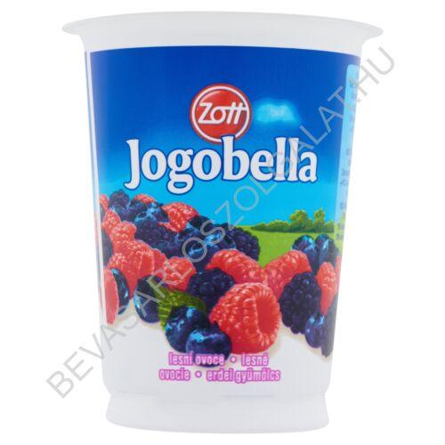 Zott Jogobella Joghurt Erdei Gyümölcs 400 g (#12)