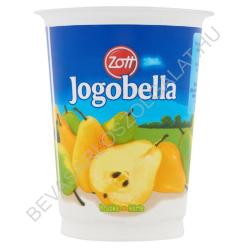 Zott Jogobella Joghurt Körte 400 g (#12)