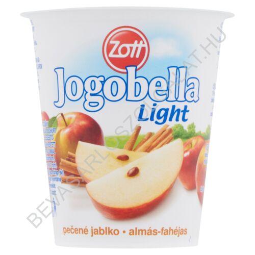 Zott Jogobella LIGHT Joghurt Almás - Fahéjas 150 g (#20)