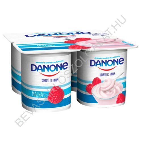 Danone Könnyű és Finom Joghurt Málna 4x125 g