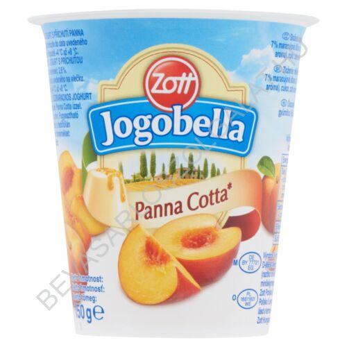 Zott Jogobella Panna Cotta Joghurt Őszibarack 150 g (#20)