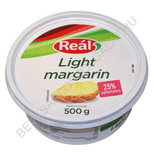 Reál Margarin Light 25% csészés 500 g (#18)