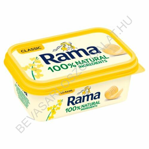 Rama Margarin Classic tégelyes 250 g