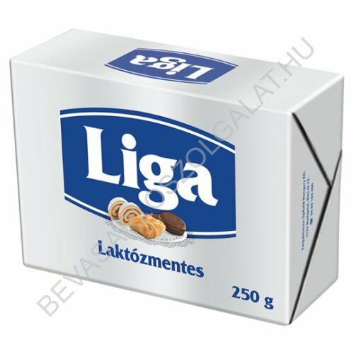 Liga Laktózmentes Csökkentett Zsírtartalmú Margarin 60% csomagolt 250 g