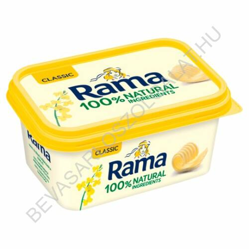 Rama Margarin Classic tégelyes 400 g