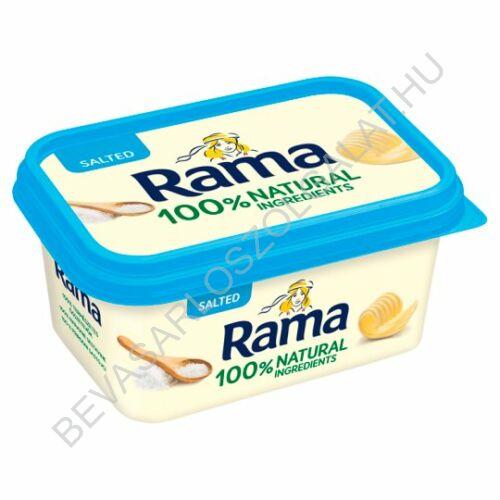 Rama Margarin Sós tégelyes 500 g