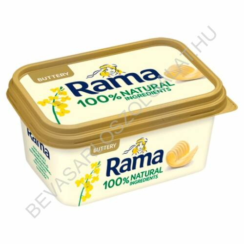Rama Margarin Gold Vajas Íz tégelyes 400 g