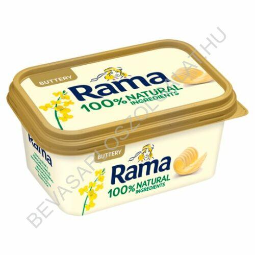 Rama Margarin Vajas Íz tégelyes 400 g