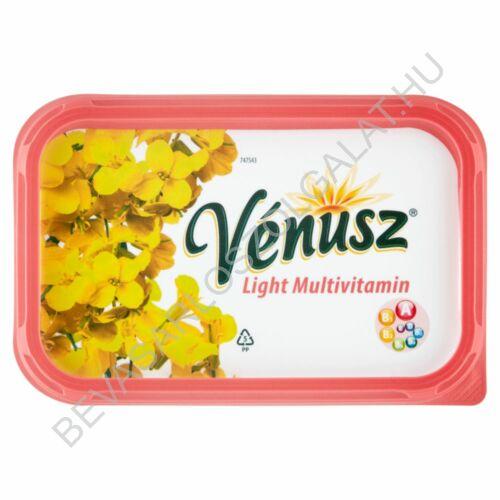 Vénusz Margarin Light Multivitamin 40 % csészés 450 g