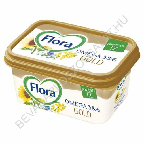 Flora Margarin Gold Vajas Íz 400 g