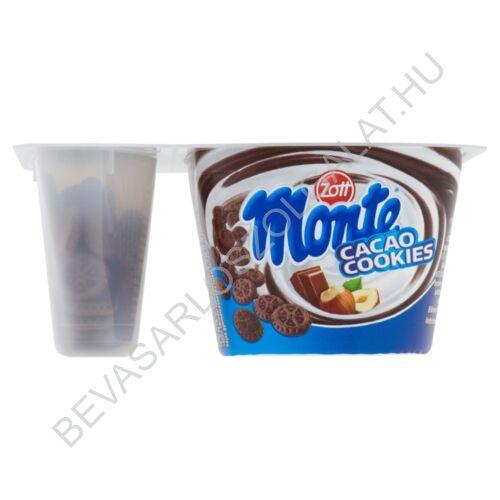 Zott Monte Cacao Cookies 125 g (#10)