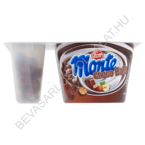 Zott Monte Choco Balls 125 g (#10)