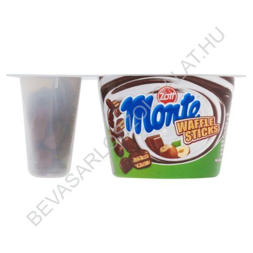 Zott Monte Waffle Sticks 125 g (#10)