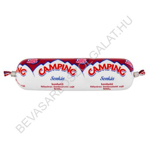 Camping Tömlős Sajt Sonkás 100 g (#30)