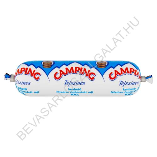 Camping Tömlős Sajt Tejszínes 100 g (#30)