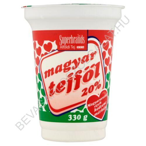 Magyar Tejföl 20% 330 g (#12)