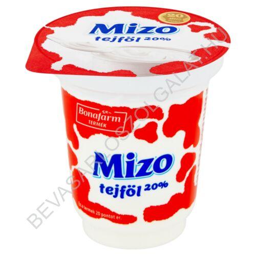 Mizo Tejföl 20% 150 g (#20)