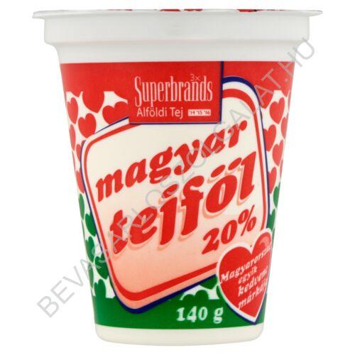 Magyar Tejföl 20% 140 g (#20)