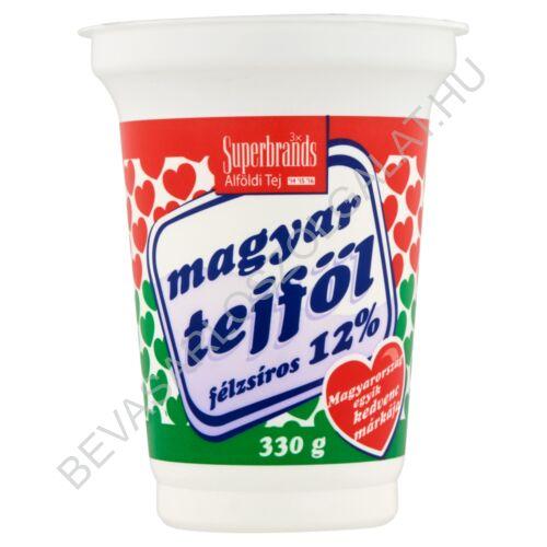 Magyar Tejföl 12% 330 g (#12)