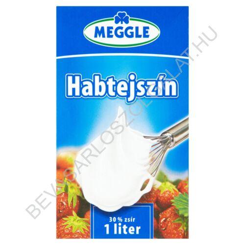 Meggle Habtejszín 30% UHT dobozos 1000 ml (#12)