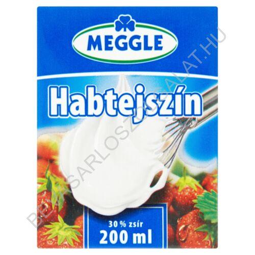 Meggle Habtejszín 30% UHT dobozos 200 ml (#18)