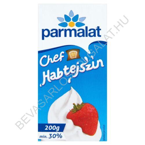 Parmalat Chef Habtejszín 30% UHT dobozos 200 g