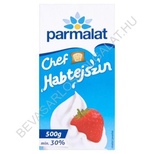 Parmalat Chef Habtejszín 30% UHT dobozos 500 g