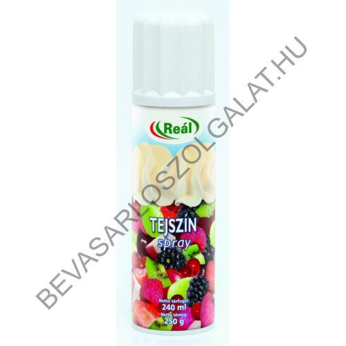 Reál Tejszínhab Spray 250 g/247 ml (#12)