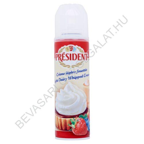 Président Tejszínhab Spray 250 g/241 ml
