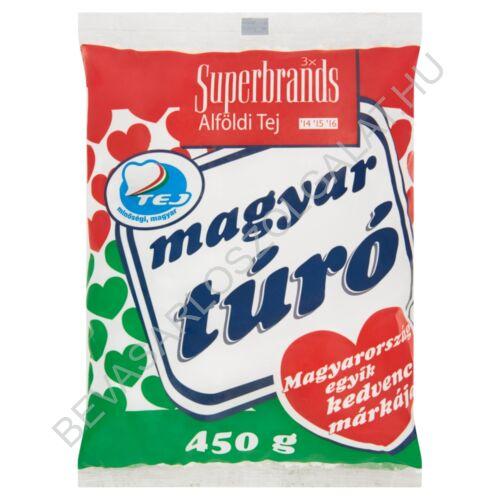 Magyar Túró Félzsíros Tehéntúró zacskós 450 g
