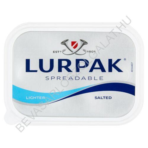 Lurpak Kenhető Vajkészítmény Lighter Enyhén Sózott dobozos 200 g