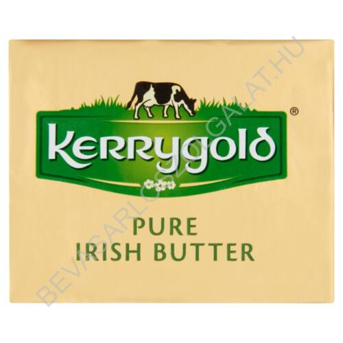 Kerrygold Eredeti Ír Vaj Natúr csomagolt 200 g