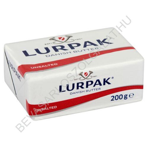 Lurpak Dán Vaj Sózatlan (Piros) csomagolt 200 g