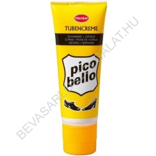 Pico Bello Cipőápoló Krém Fekete 75 ml