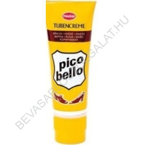 Pico Bello Cipőápoló Krém Barna 75 ml