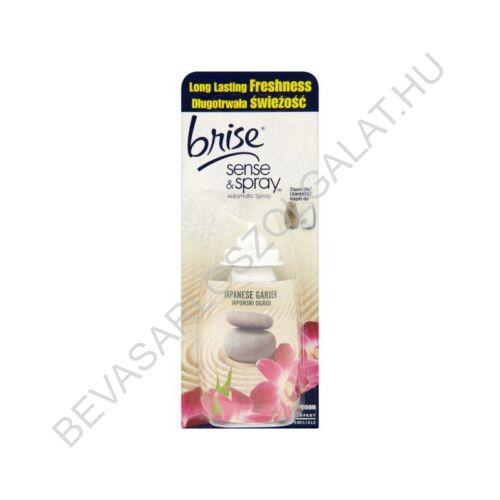 Brise Glade Sense & Spray Aerosolos Légfrissítő Utántöltő Japán Kert 18 ml
