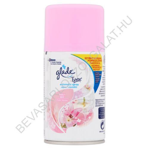 Brise Glade Automatic Spray utántöltő Fehér Orgona 269 ml
