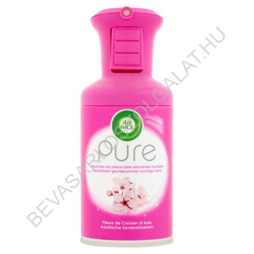 Air Wick Pure Levegőillatosító Aerosol Cseresznyevirág 250 ml (#6)