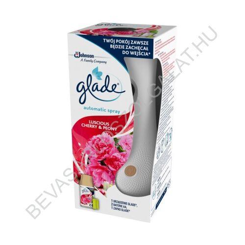 Brise Glade Automatic Spray készülék + utántöltő Zamatos Cseresznye & Bazsarózsa 269 ml