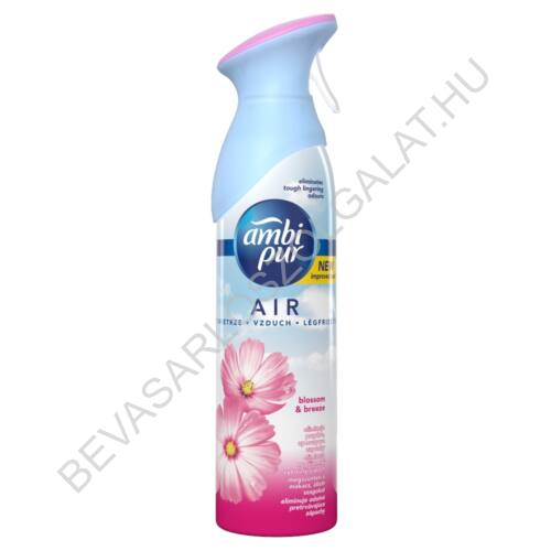 Ambi Pur Légfrissítő Aerosol Blossom & Breeze 300 ml (#6)
